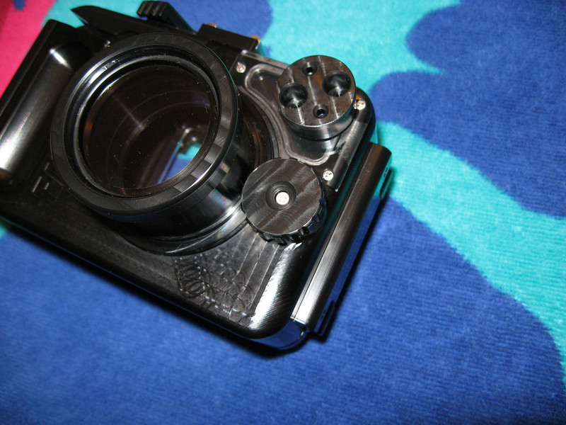 fix90 underwater housing