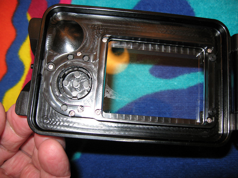 fisheye fix90 underwater housing