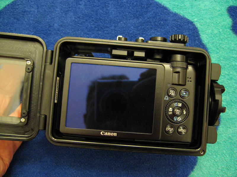 fix underwater housing review and photos