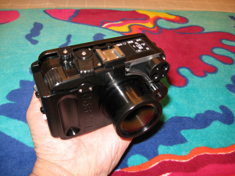 s90 underwater housing review